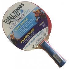 best table tennis racquet bats shakehand grip table tennis world chionship bat opal range