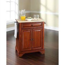 cherry kitchen island cherry kitchen islands kitchen carts ebay