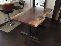 Living Edge Dining Table by Live Edge Dining Room Tables Toronto