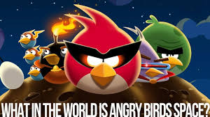 play angry birds space game u0027s talking