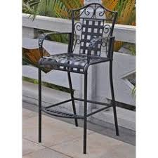 Bar Height Patio Chairs by Bar Height Patio Chairs On Hayneedle Tall Patio Chairs Home