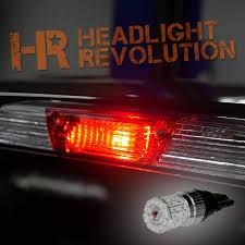 ford f350 third brake light bulb 2008 2016 ford super duty 3rd brake light headlight revolution