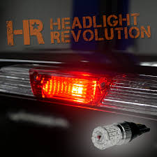2008 ford f250 tail light bulb 2008 2016 ford super duty 3rd brake light headlight revolution