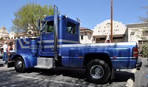 kenworth truck cab just a car guy here is an unusual rig a peterbuilt 379 cab and