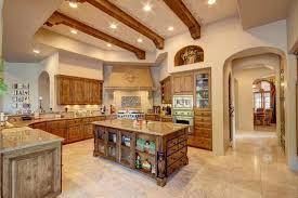 Terracotta Floor Tile Kitchen - 35 luxury mediterranean kitchens design ideas designing idea