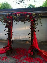 wedding arches outdoor just finished my wedding arch for my fall outdoor ceremony