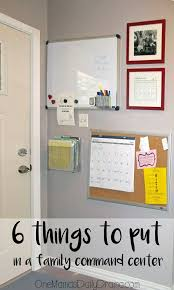 kitchen message center ideas best 25 organize mail ideas on mail organization