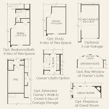 What Is Wic In Floor Plan Palomar At Willow Creek Farms In Brookshire Texas Pulte
