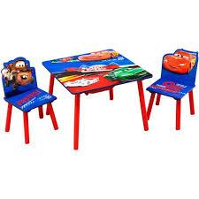 disney cars storage table and chairs set walmart com