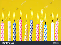 birthday candles stock photo 25793821 shutterstock