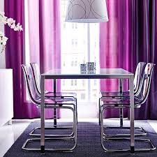 ikea glass dining table set tips for selecting the best glass dining table set hupehome