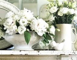 Vintage Wedding Centerpieces Vintage Floral Wedding Centerpieces White Flower Arrangements In