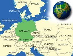 Germany Physical Map by Germany Facts Culture Recipes Language Government Eating
