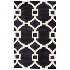 White Accent Rug Buy 2 U0027 Black Accent Rug From Bed Bath U0026 Beyond