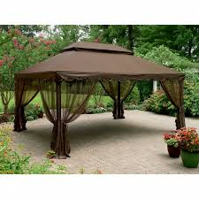 Replacement Canopy by Grand Resort Replacement Canopy For 12 Ft X 16 Ft Deluxe Gazebo