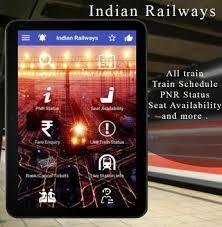 indian railway apk check pnr status india railway apk free travel local