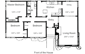 simple one bedroom house plans bedroom house plans awesome home plans and elevations sq ft