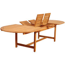 Jamie Durie Patio Furniture by Amazonia Griffin 10 Person Teak Patio Dining Set With Folding Arm