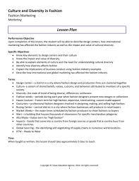 international business impact lesson plan practicum in marketing