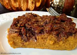 a thanksgiving time of year paleo thanksgiving sweet potato casserole
