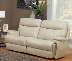 sofa creme mdyl 832p cre creme dual power reclining sofa mdyl 832p cre