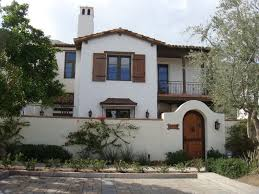 home design outstanding white spanish style home exterior with