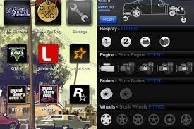 ifruit android rockstar s ifruit app lets you customize grand theft auto v