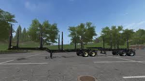 kenworth truck and trailer kenworth t880 and trailers v1 0 fs17 farming simulator 2015 15 mod