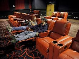 Reclining Chair Theaters Webster Theaters Bank On Recliners To Lure Fans
