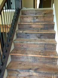 decorating interesting design of stair treads for breathtaking