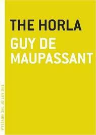 The Blind Owl Sparknotes Guy De Maupassant The Horla Asylum