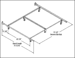 Measurements Of King Size Bed Frame Dimensions For King Size Bed White Bed