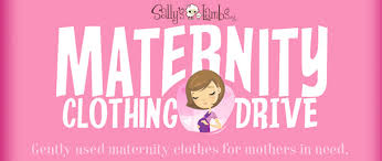 used maternity clothes maternity clothing drives sally s lambs