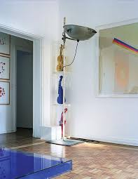 yves klein table price a new book brings yves klein s parisian apartment to life wsj