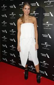 vogue williams at universal music pre brit award party in london