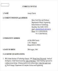 resume format for freshers computer engineers pdf 47 engineering resume sles free premium templates