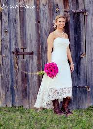 western wedding dresses non traditional western ivory or beige wedding dresses