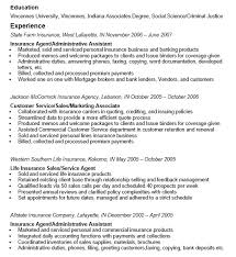Leasing Consultant Resume Examples by Insurance Agent Resume Insurance Agent Resume Examples Insurance