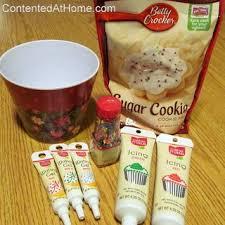 baking gift basket cookie baking gift basket contented at home