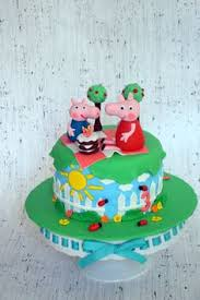 George Pig Cake Decorations 24 X Peppa Pig U0026 Friends Stand Ups Fairy Cup Cake Toppers Edible