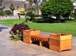 Patio Planter Box Plans by Patio Planter Box Brick Patio Planters U2013 Delightful Outdoor Ideas