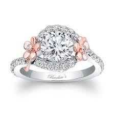 flower engagement rings barkev s flower engagement ring 7936lt barkev s