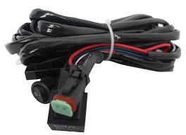 led light single wiring harness