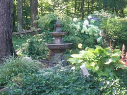 Rock Fountains For Garden Just Those Gardens By Lois W Tales2inspire