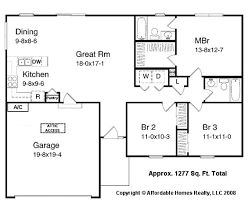 Morton Building Floor Plans Affordable Homes Realty Llc Affordable Homes