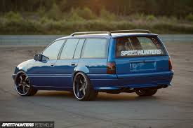 opel kadett wagon fear for the family a lotus powered opel wagon speedhunters