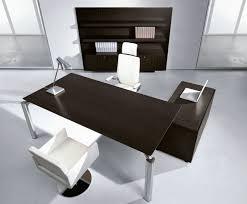 dark brown computer desk decorating ideas contemporary home office interior design using