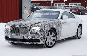 roll royce car 2018 2018 rolls royce wraith series ii spy shots