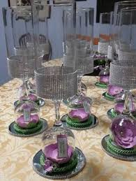 Paris Centerpieces Ideas by Such A Gorgeous And Very Different Eiffel Tower Themed Centerpiece