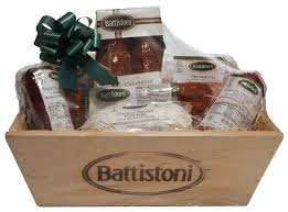 best food gift baskets 4 65 lb gourmet italian meat gift basket